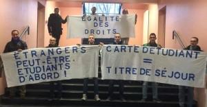 étudiants-algériens