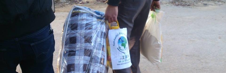 7ème opération humanitaire en Algérie.